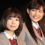 志田未来、これが最後!現役高校生としての制服姿!