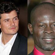 オーランド・ブルームとアフリカ・ベナン出身俳優ジャイモン・フンスー、クライム・サスペンス映画『ズールー』に主演