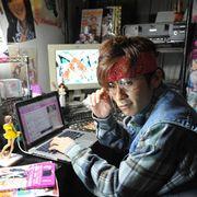 オリラジ藤森がNMB48ファンのアイドルオタク役に!バンダナにケミカルウォッシュで新たなキャラ確立!?