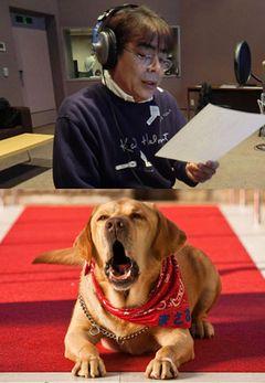 香取慎吾主演映画は「寅さん」?ナレーションに抜てきの小倉久寛が断言「犬界の寅さん」