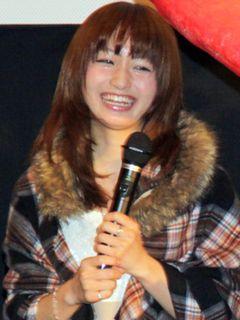 井口昇ワールドに放り込まれたカワイイ系セクシー美少女・ドレイちゃんこと桃瀬美咲、笑顔で会場を魅了!!