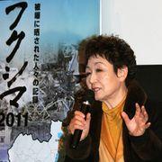 「脱原発と言えないのはありえないこと」加藤登紀子、日本の国際的な対応に苦言