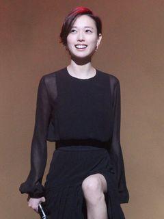 戸田恵梨香、感無量……観客からの歓声に自信を持って代表作と言えると『劇場版 SPEC~天~』をお披露目
