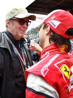 エリック・クラプトン、約3億8,400万円する特注フェラーリを購入