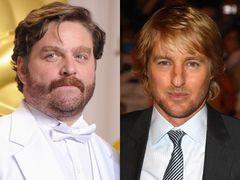 『ハングオーバー』シリーズのザック・ガリフィナーキスと『ナイト ミュージアム』シリーズのオーウェン・ウィルソンがコメディ・ドラマでタッグ