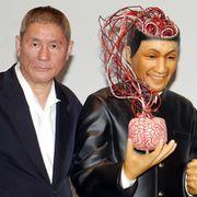 北野武、日本初の個展開催!パリで開催の展覧会が日本凱旋!数々の肩書きに「誇れるものはない」