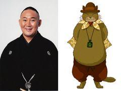 林家正蔵、宮沢賢治原作『グスコーブドリ』の声優に!「赤ひげは僕に似ていると思います」
