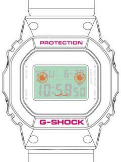 「まどマギ」キュゥべえモデルのG-SHOCKが発売!これを着けて僕と契約するんだ!?