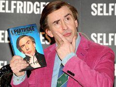 スティーヴ・クーガン、イギリスきっての「ダサキャラ」アラン・パートリッジの映画が撮影開始へ