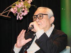 「北の国から」の脚本家・倉本聰、「3.11後に僕たちは二つの岐路に立たされている」と熱弁