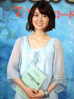 大島優子、魔法が使えたら森の動物たちと会話をしたい!
