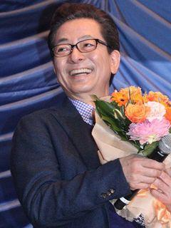 水谷豊、ファンの温かい声に涙! 念願のホームドラマに「僕自身もう一度家族を見つめ直してみたい」