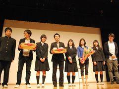 映画『宇宙兄弟』に高校生900人が大歓声! 元宇宙飛行士・山崎直子が語った、「夢を持ち続けることの大切さ」とは?