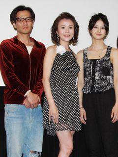 セクシー女優中原翔子の股間がすごいことになる!津田寛治が熱弁!Jホラーの仕掛け人・高橋洋の衝撃の新作