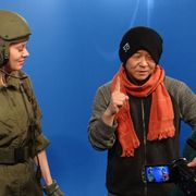押井守監督製作、戦場体験するゲーム「重鉄騎」トレイラーをポーランドで撮影する本格ぶり!