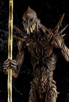 『ナウシカ』巨神兵がレプリカに!全高50センチのド迫力を体感!