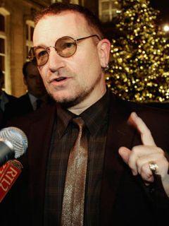 U2ボノはFacebook長者!ポール・マッカートニーを抜いて最もリッチなミュージシャンに?