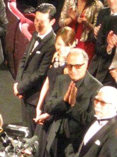 高梨臨&加瀬亮がカンヌでレッドカーペットに登場!日本を舞台にしたキアロスタミ監督新作にスタンディングオベーションも