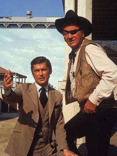 西部劇のアイコン、ジョン・ウェイン着用の眼帯がオークションへ