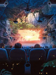 まるで映画の中にいるような感覚!驚異の「imm 3D sound」シアターが日本初上陸!
