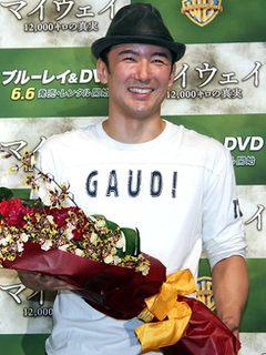 新婚・山本太郎、オダギリジョーから祝福されて幸せオーラ全開!新婚生活「最高だよ!」
