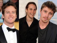 『ハンガー・ゲーム』の続編の大役フィニック・オダイルのキャスティング 3人の俳優に絞り込み
