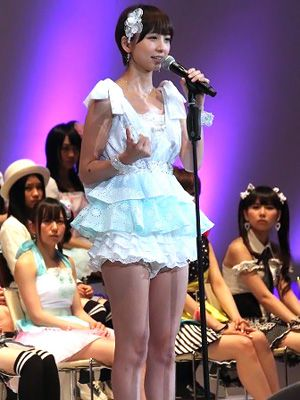 篠田麻里子、後輩たちに猛烈なゲキ!「つぶすつもりで来てください」