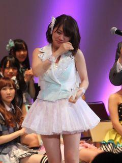 総選挙トップの大島優子、改めて卒業を否定!「AKB48、全力でやらせていただきます」