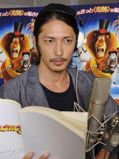玉木宏、3年半ぶりのライオン役に!お気に入りは冷酷非道な女刑事!