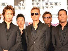 MTV・最優秀ビデオ賞はEXILE!通算4度目の快挙!ATSUSHI感無量のコメント