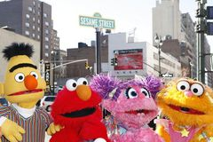 「セサミストリート」が長編映画化!13年ぶり3度目
