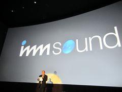 日本初!驚異のサウンド「imm 3D sound」シアターがお披露目!臨場感あふれる3Dサウンドを体感!