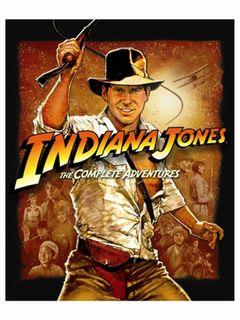 『インディ・ジョーンズ』4部作がブルーレイに!スピルバーグ監修でフィルムレストア!