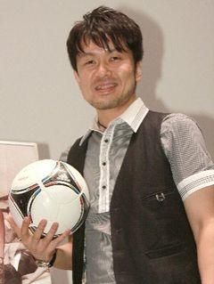 マンU香川はキャプテン翼!?サッカー大好き芸人の土田晃之、「トップ下でやってほしい」とエール!