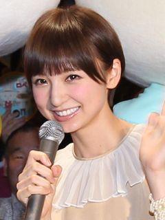 AKB48篠田麻里子、初のソロ曲挑戦!秋元康は「歌手としての才能を見逃していた。すまん」