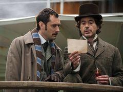 『シャーロック・ホームズ』が2週連続トップ!『アンダーワールド』最新作も2位にランクイン!