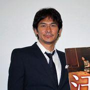 伊原剛志、日本人初の主演男優賞を受賞の喜びを語る!…でもトロフィーはもらっていない?
