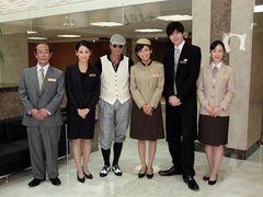 舘ひろしがチャラ男役!「純と愛」、朝ドラ史上最大規模のセットで撮影開始!