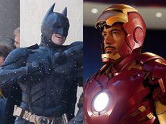 金さえあればヒーローになれる?バットマン545億円、アイアンマン1,290億円のびっくり必要経費