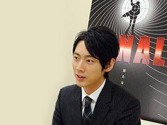 小泉孝太郎、「踊る」ファイナルで織田、柳葉と最初で最後のガチ演技!うれしさよりも恐怖感じる