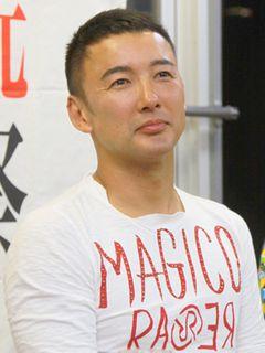 山本太郎、ゲイ役に挑戦!元シネカノン代表からのオファーに「よく使いますね、今の僕を」