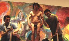 現代美術家・会田誠のドキュメンタリー映画が公開決定!作品制作過程に密着した1年間!