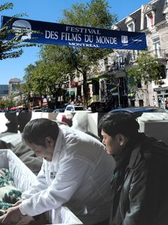 モントリオールが涙…実話を基に震災の遺体安置所描く『遺体 明日への十日間』ワールドプレミア上映