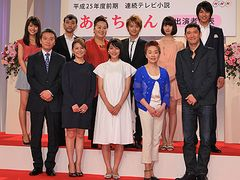 NHK朝ドラに小泉今日子ら出演!新ヒロイン能年「伝説のアイドルの娘役なんて」と緊張