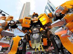 『トランスフォーマー4』はロボット一新!おもちゃが売れなかったから!?