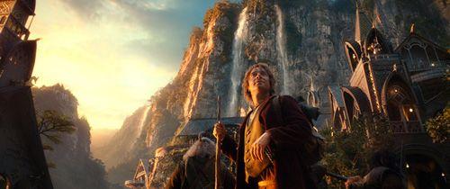 ビルボを演じるために生まれてきた! - 映画『ホビット 思いがけない冒険』よりビルボ・バギンズにふんするマーティン・フリーマン