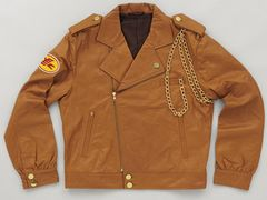 蒸着ポーズを再現しろ!「宇宙刑事ギャバン」一条寺烈モデルのジャケット登場!