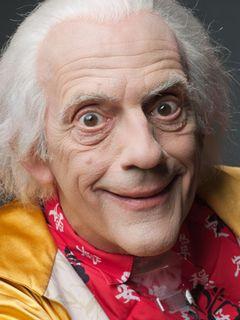 クリストファー・ロイド、御年73歳での来日が決定! 『バック・トゥ・ザ・フューチャー』のドク役で知られる
