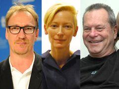 デヴィッド・シューリス、ティルダ・スウィントン、テリー・ギリアムのSF新作映画に出演決定
