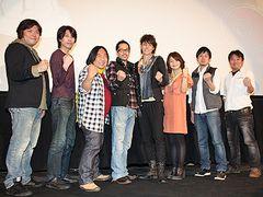 『009 RE:CYBORG』ナマメイキング&アテレコ披露!日本アニメ驚異の神業にファン大興奮!